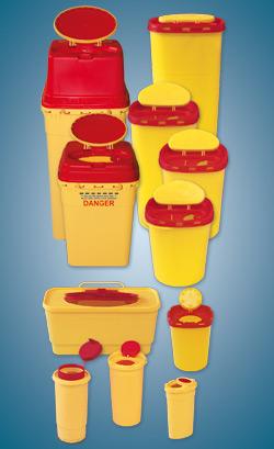 Entsorgungsboxen MultiSafe