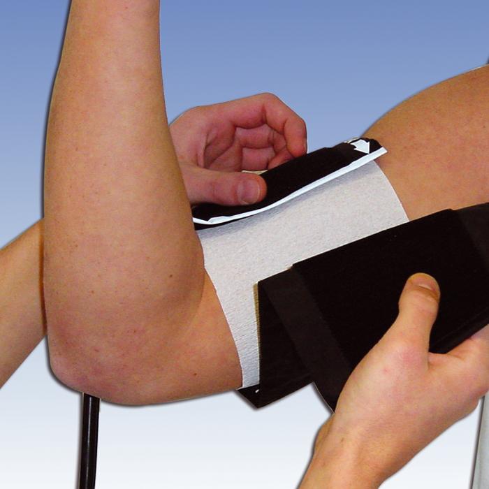 Hygieneschutz für Blutdruckmanschetten