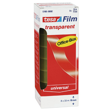 tesa®-film transparent