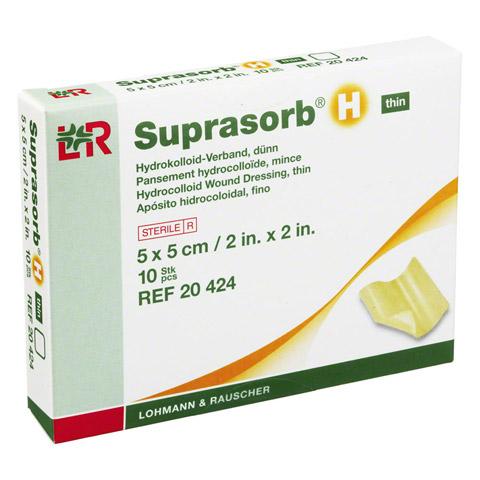 Suprasorb® H Standard Wundversorgung