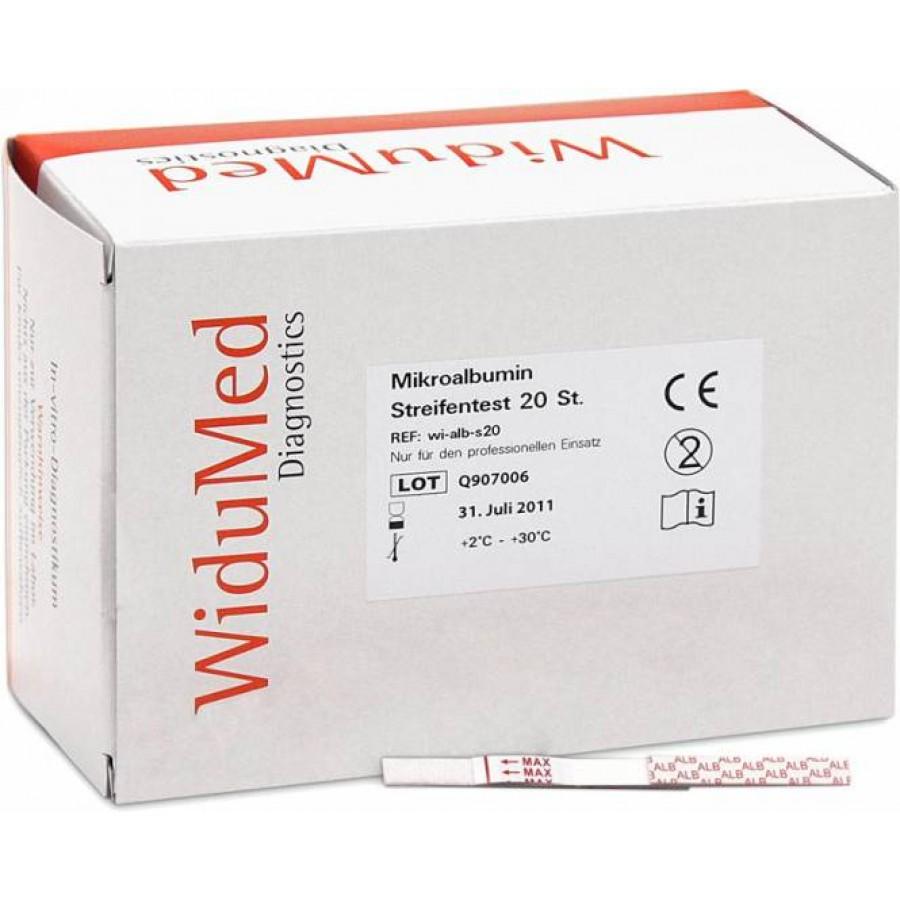 WiduMed Microalbumintest