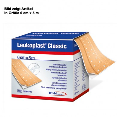Leukoplast® Classic Wundpflaster