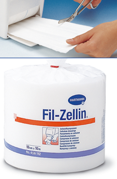 Kompressen Fil-Zellin®