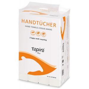 Papierhandtücher Zick-Zack-Faltung