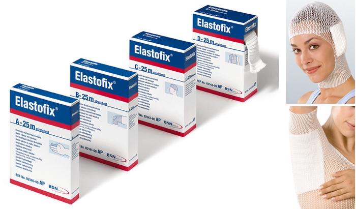 Netzschlauchverband Elastofix®