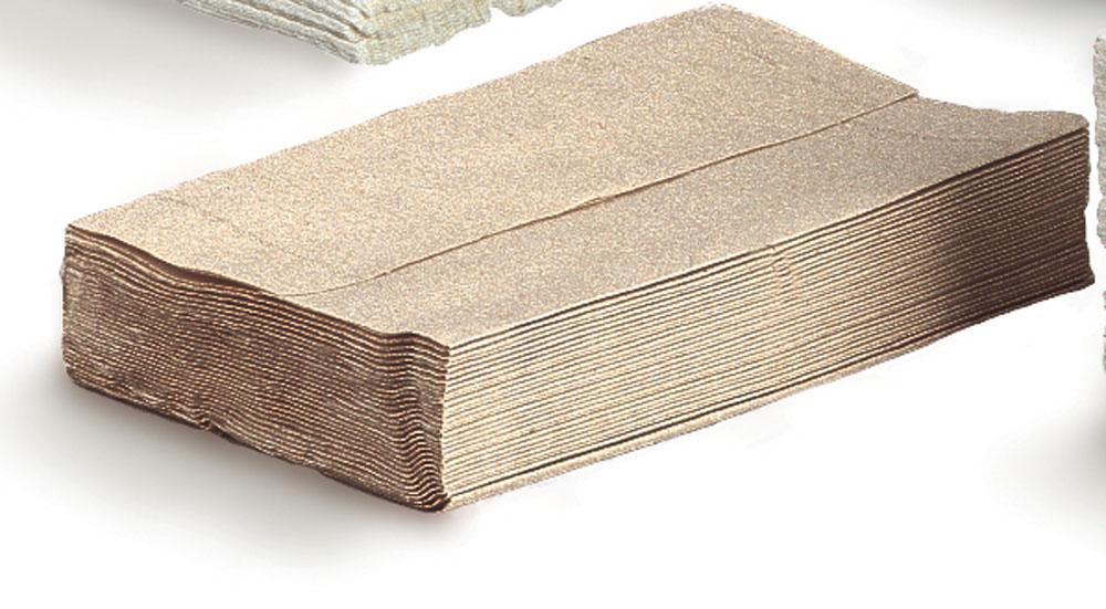 Papierhandtücher Lagen-Faltung