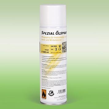 Spezial Ölspray