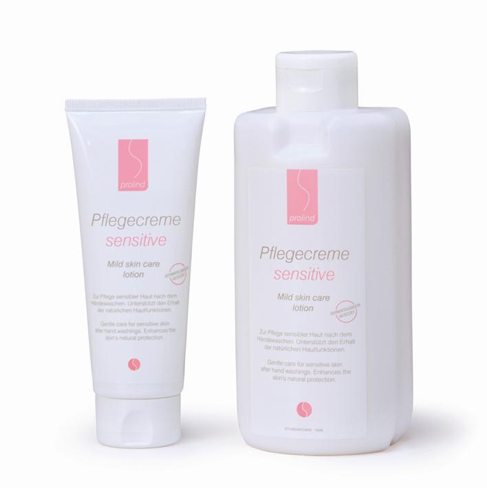 Hautpflegecreme Prolind sensitive