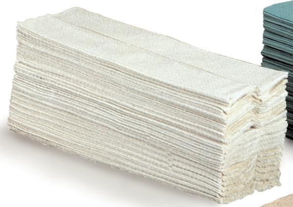 Papierhandtücher Vollentfaltung