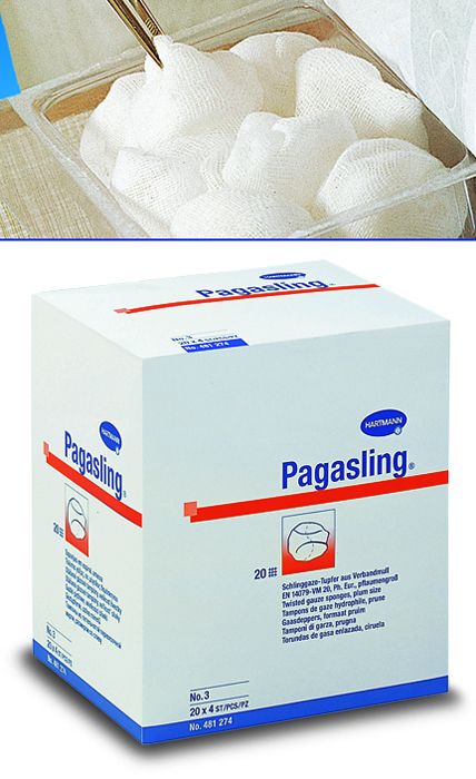 Pagasling® steril Tupfer