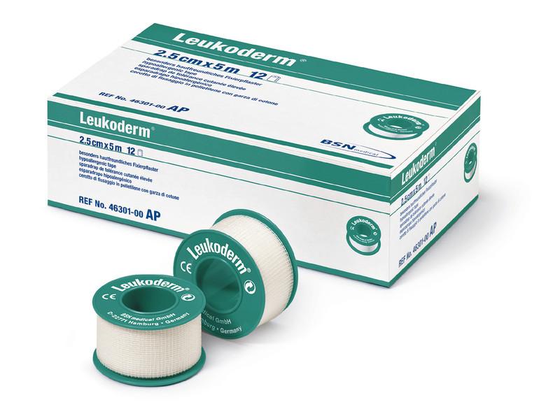 Leukoderm® Rollenfixierpflaster