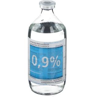Isoton. Kochsalzlösung 0,9 % (NaCl)