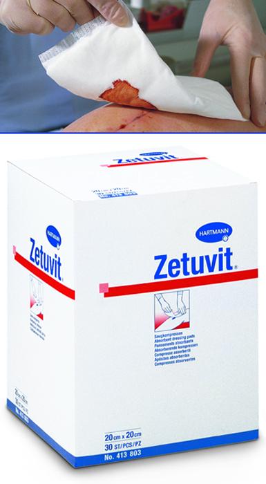 Saugkompressen Zetuvit®