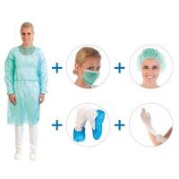 Infektionsschutzset MRSA II