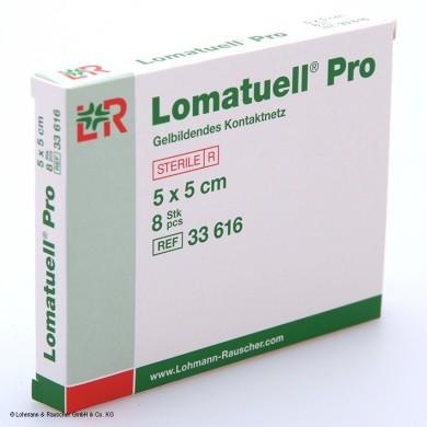 Lomatuell® PRO Polyesterfaser-Gittertüll