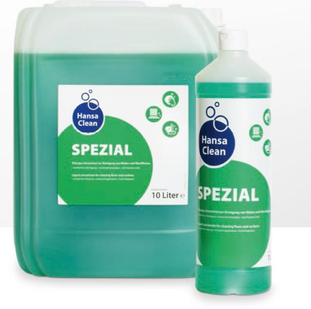 Hansa Clean Spezial Cleaner