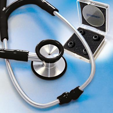 Stethoskop Edelstahl