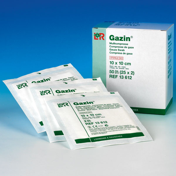 Gazin® Kompressen steril