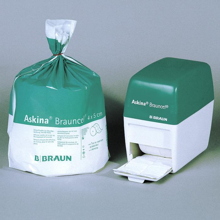 Zellstofftupfer Askina® Brauncel®