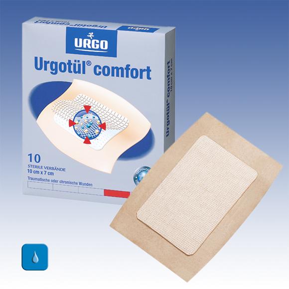 Urgotül® Comfort Wundversorgung