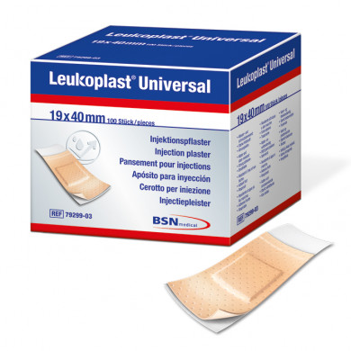 Injektionspflaster Leukoplast® Universal
