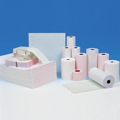 EKG-Papier Hellige