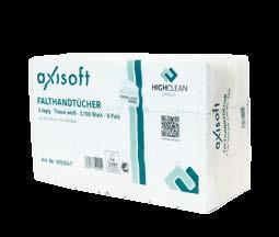 Papierhandtücher Axisoft Basic