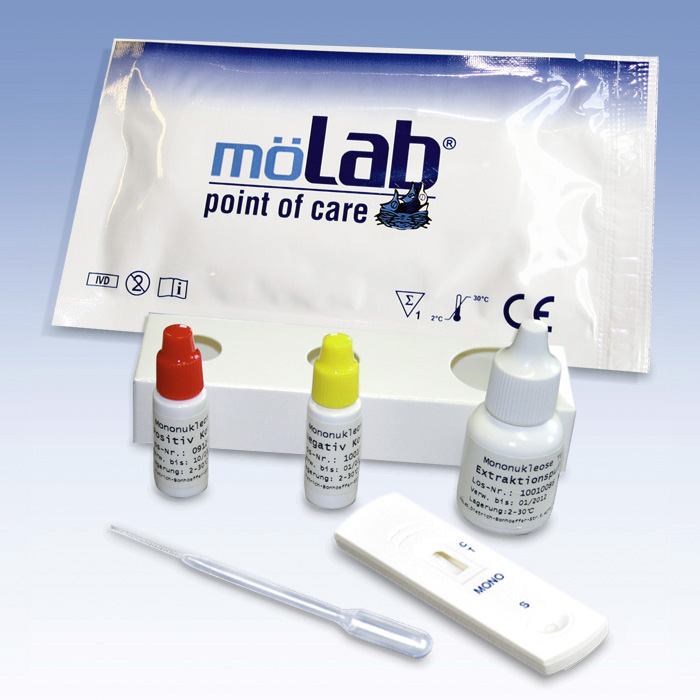 Mononukleose Test möLab
