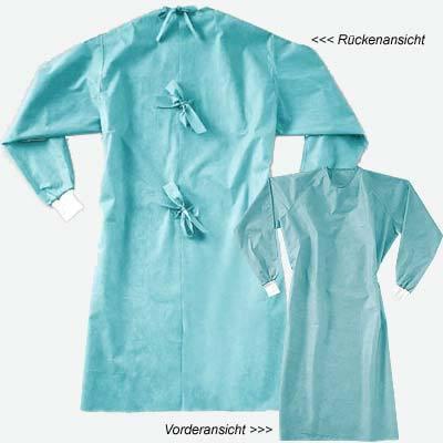 OP-Kittel Foliodress® Comfort Basic