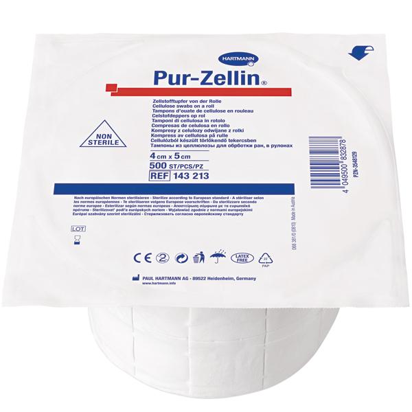 Pur-Zellin® Zellstofftupfer