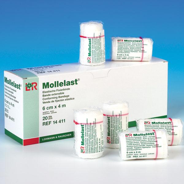 Mollelast® Fixierbinden