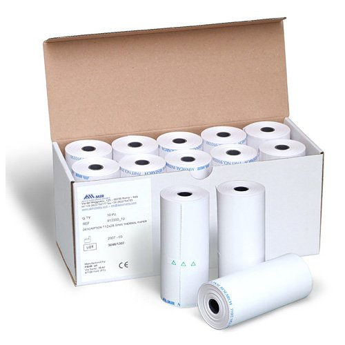 Registrierpapier für Spirometrie