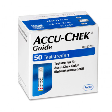 Accu Chek® Guide Blutzuckerteststreifen